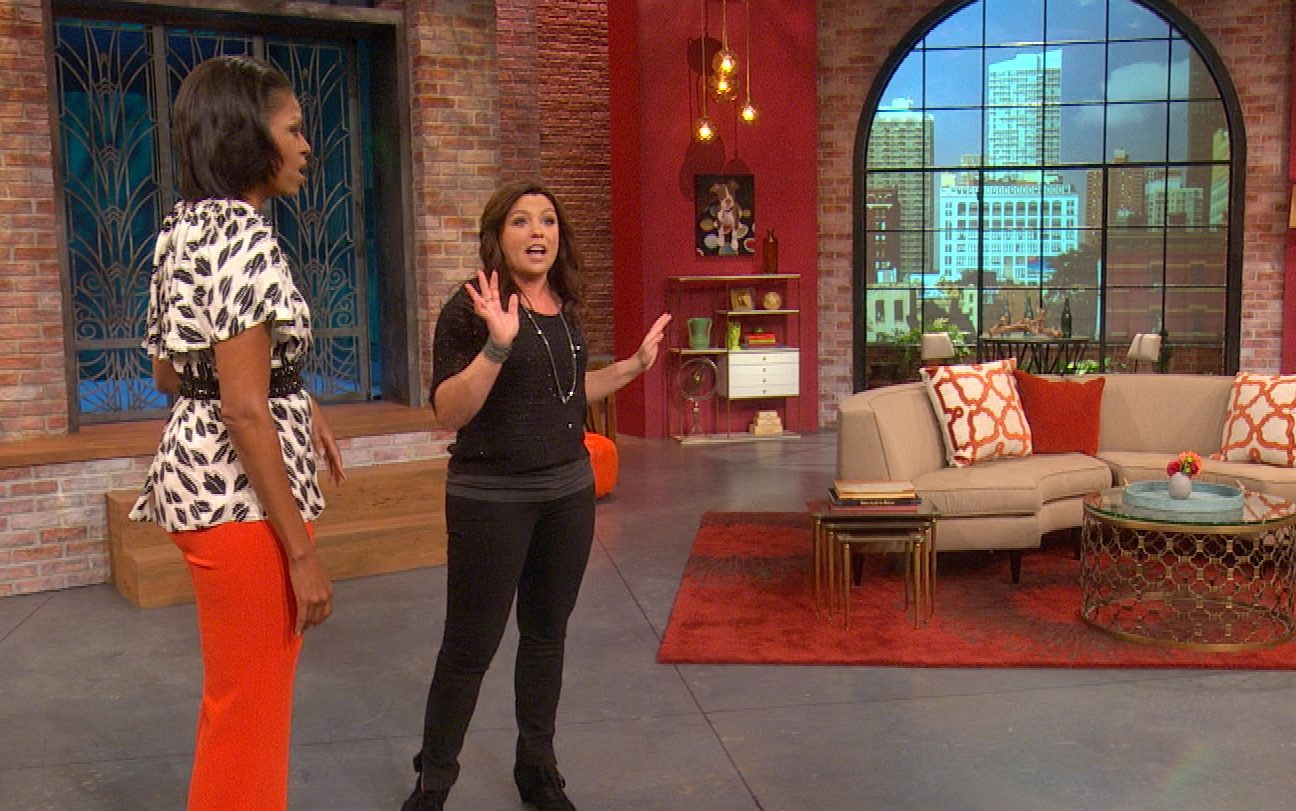 Rachael Ray Show<span class='secondary-title'> is an EMMY award winning daytime show starring Food Network celebrity and chef Rachael Ray.</span>