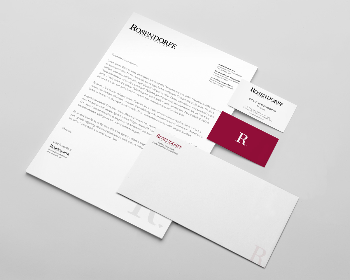 rosendorff-stationary